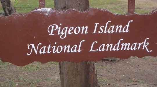 Travel to St. Lucia-Pigeon Island National Landmark